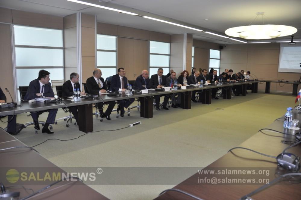 Bakıda Azərbaycan və Rusiya gömrük işçilərinin görüşü keçirilib