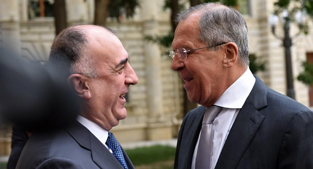 Bakıda Azərbaycan və Rusiya XİN başçıları arasında görüş başlayıb
