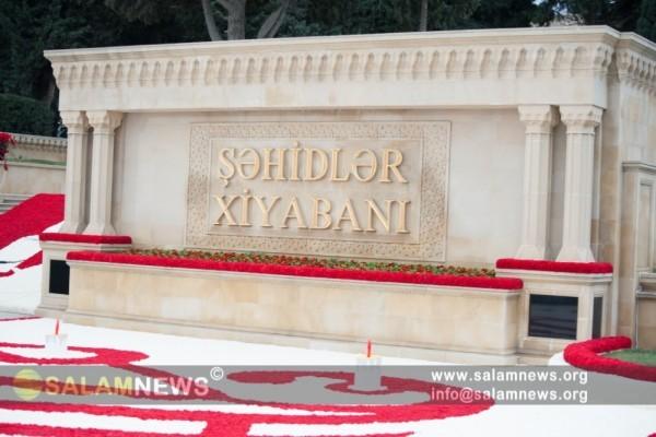 Столица Азербайджана отмечает 24-ю годовщину трагедии 20 Января