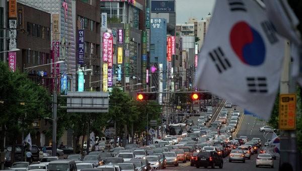 ВЮжной Корее прошел митинг заотставку президента страны