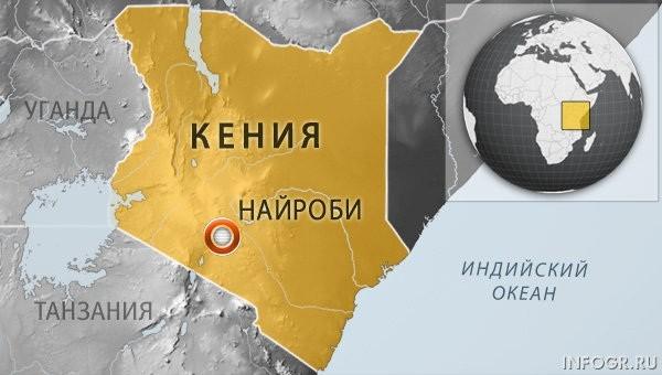 ВКении милиция  расстреляла митингующих, недовольных выборами президента