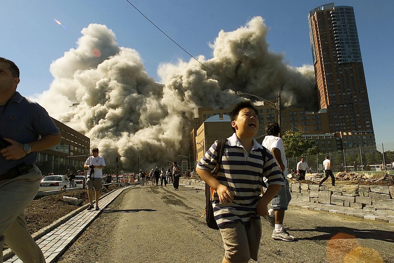 Сегодня исполняется 18 лет со дня терактов 11 сентября