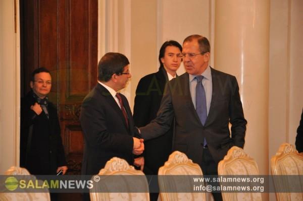 В Москве состоялась встреча министров иностранных дел России и Турции