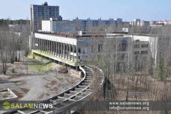 Çernobıl 25 il əvvəl