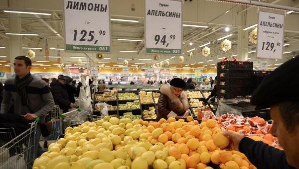 ВРоссии уничтожено более 8 тысяч тонн овощей ифруктов изБелоруссии