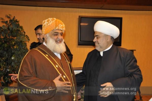 В УМК состоялась встреча с депутатом парламента Пакистана