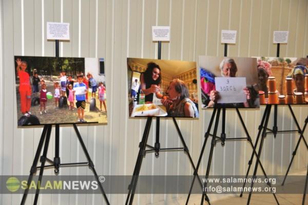 """В рамках выставки """"BakuTel 2012"""" прошли  фото и художественная выставки"""
