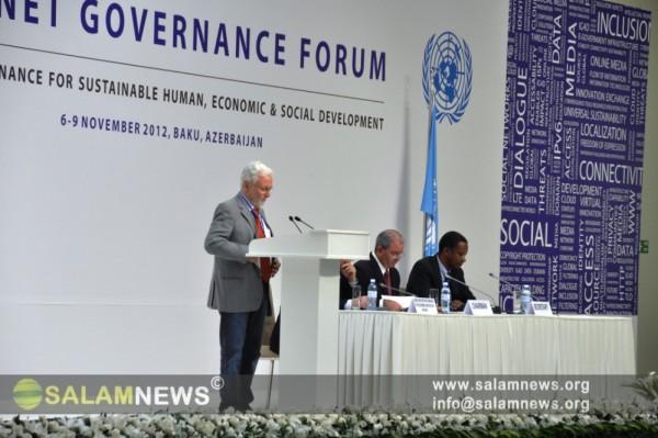 Bakıda VII İnternet İdarəçilik Forumu işə başlayıb