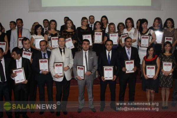 """""""Peşəkar Həkim-2012"""" mükafatının təqdimat mərasimi keçirilib"""