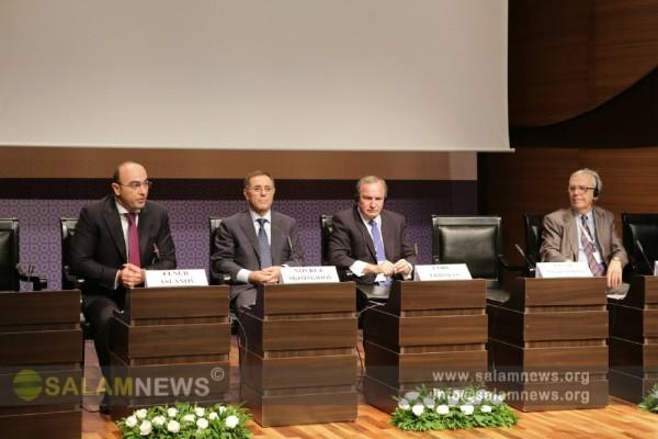 В Баку проходит II Форум «Южный Кавказ в меняющемся мире»