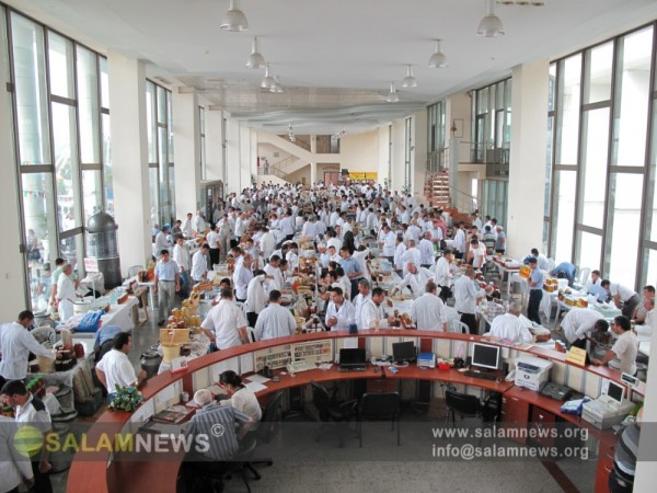 В Баку проходит 14-я Республиканская ярмарка-продажа продуктов пчеловодства