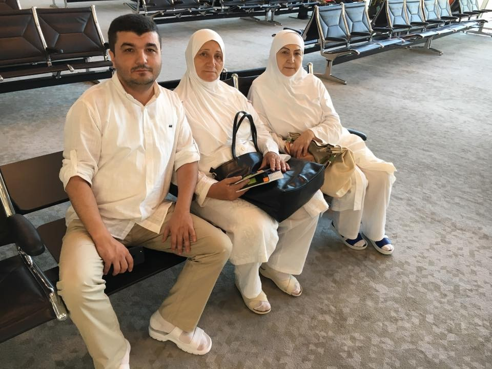 Нахадж вМекку прибыли около 2 млн. мусульман