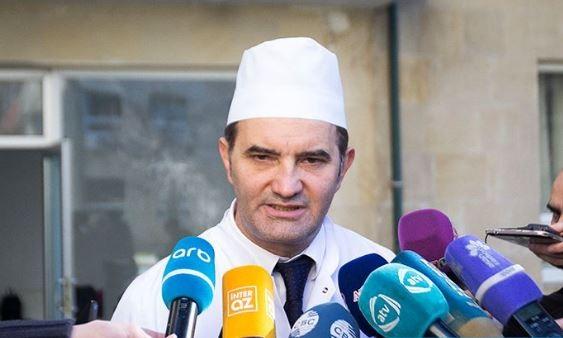 Azər Maksudov insanlara maksimum diqqət və qayğıyla yanaşır, onların proble ...