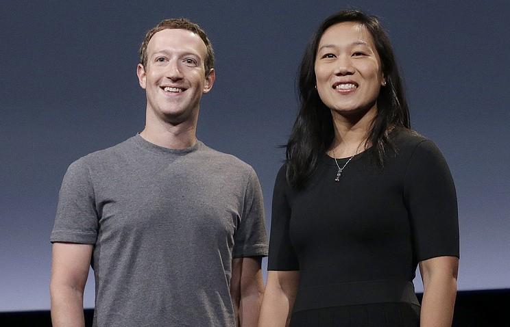 Цукерберг объявил, что уйдет вдекретный отпуск из-за рождения 2-го ребенка
