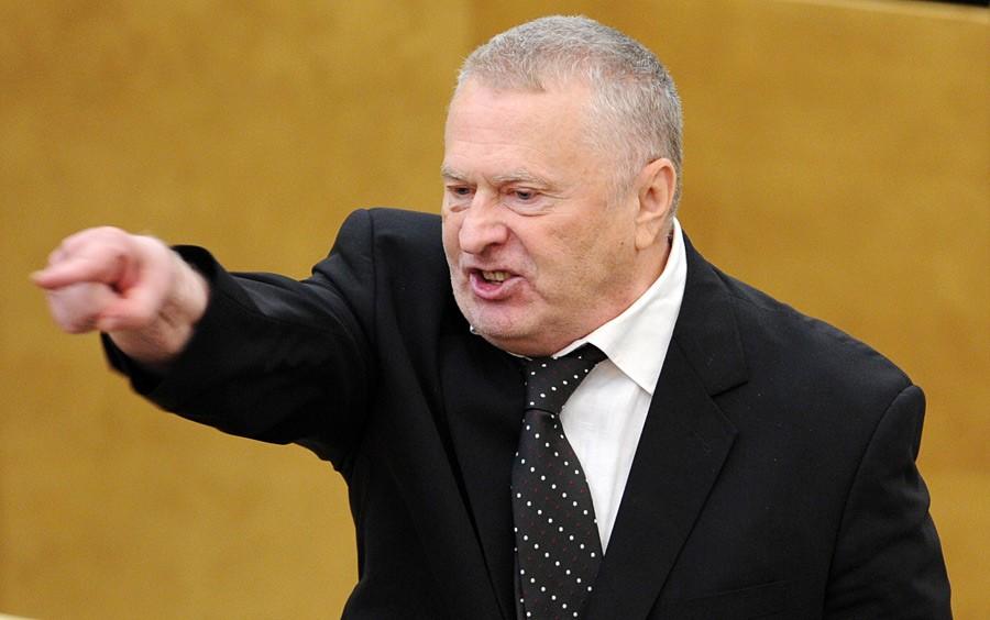 Жириновский пообещал обновить РФ вслучае победы навыборах президента