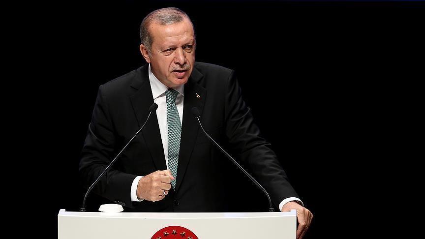 Эрдоган анонсировал униформу для подозреваемых впопытке государственного перелома