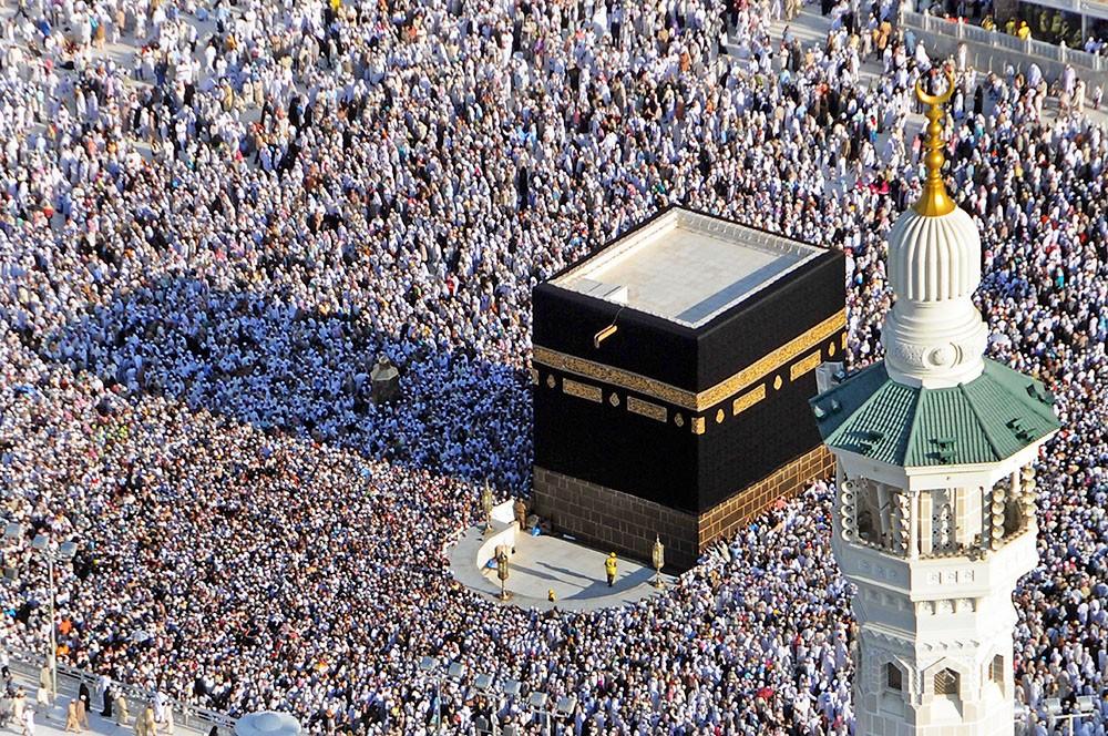 Саудовские силовики предотвратили теракт вЗаповедной мечети вМекке