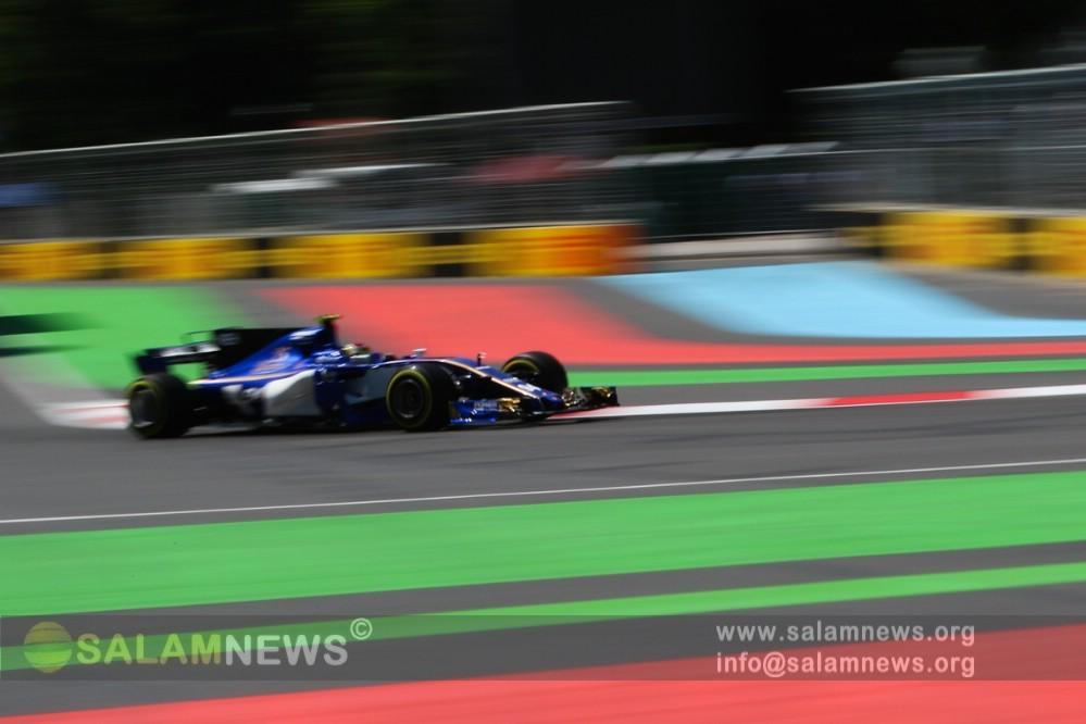 Formula-1 Azərbaycan Qran-Prisinin sıralanma turu başlayıb