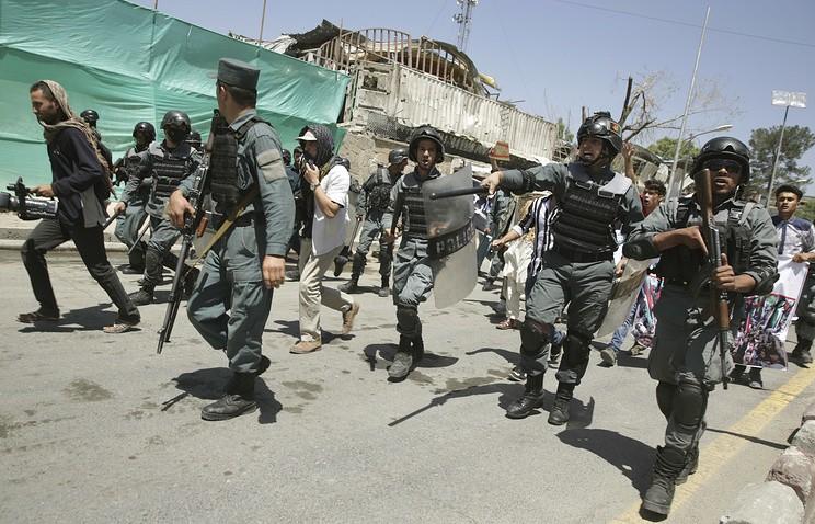 США потратили $94 млн налесной камуфляж для военных вАфганистане