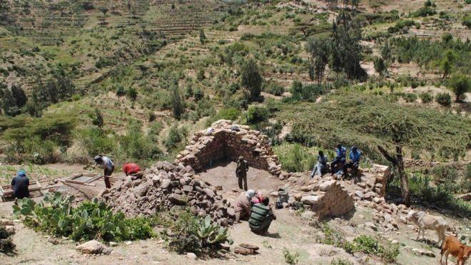 Археологи обнаружили вЭфиопии затерянный старинный город великанов