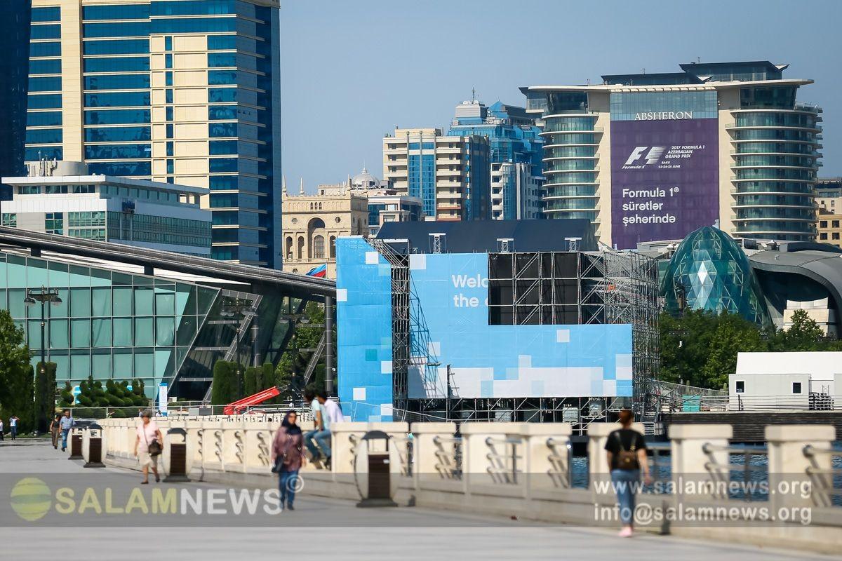 """Azərbaycan """"Formula-1"""" yarışını qəbul etməyə tam hazırdır"""