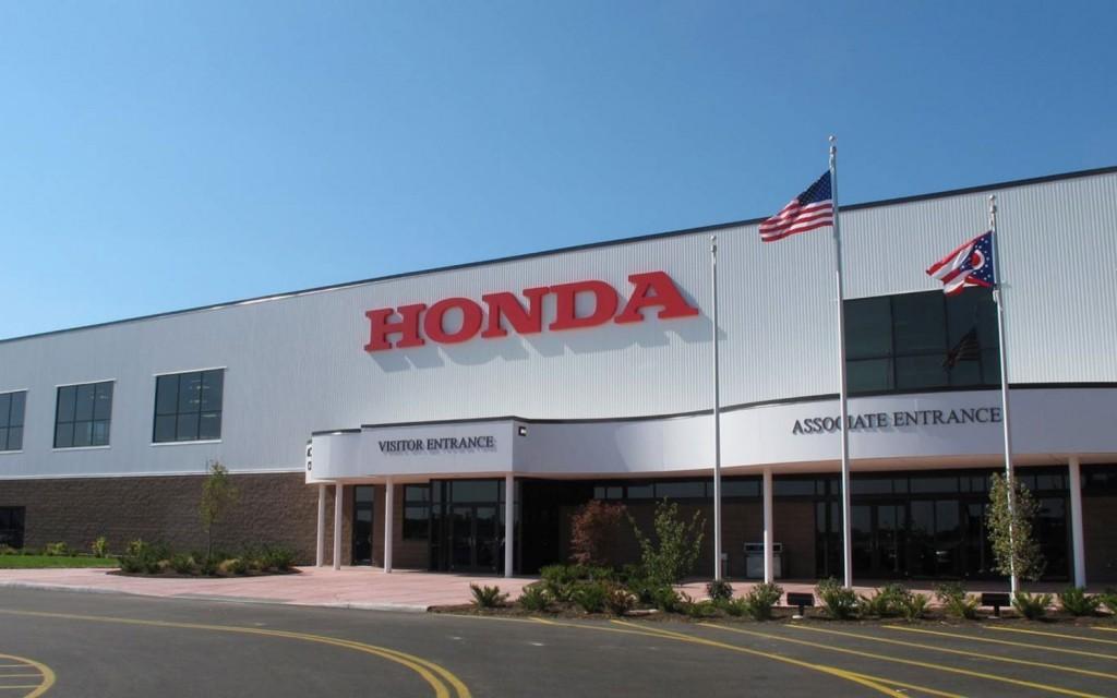 Хонда надень останавливала один иззаводов из-за кибератаки