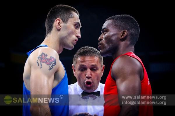 Азербайджанский боксер начал первые Евроигры с победы