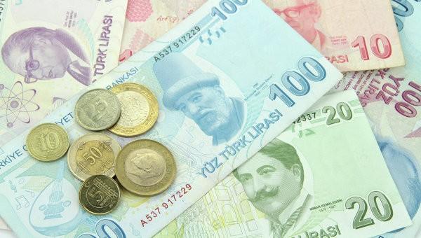 Курс турецкой лиры упал доисторического минимума