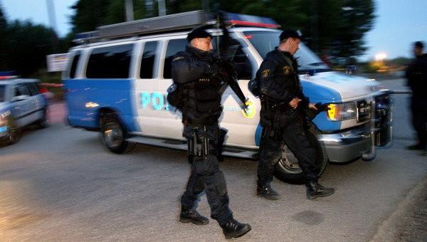 20-летний житель Германии пытался пронести взрывчатку наборт самолёта