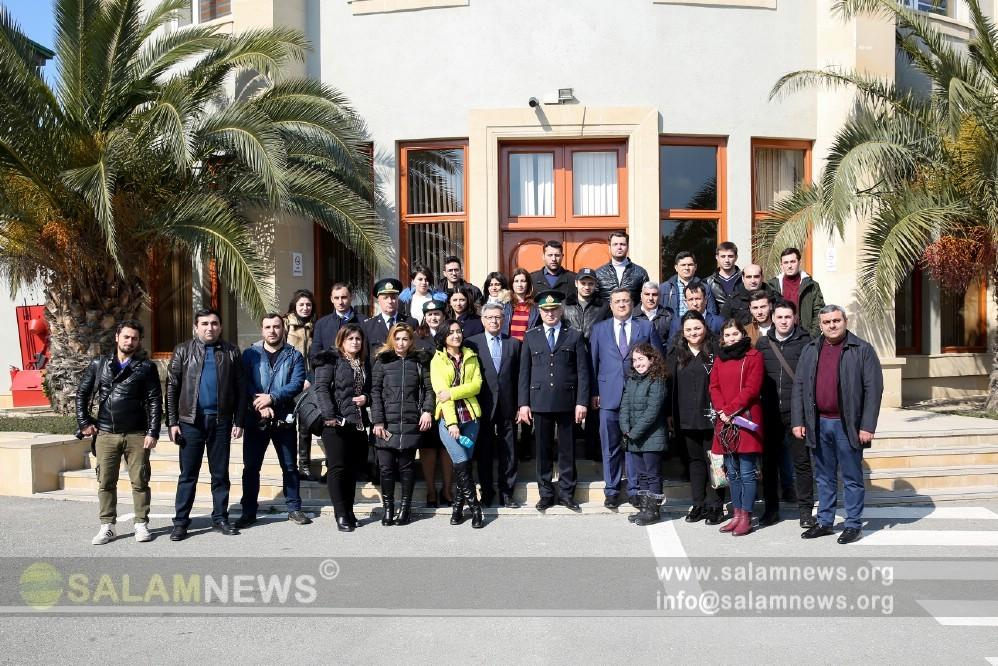 Dövlət Gömrük Komitəsi növbəti mediatur təşkil edib