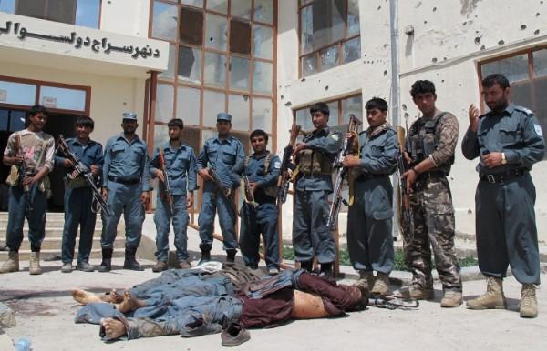 ВКабуле произошел мощнейший взрыв