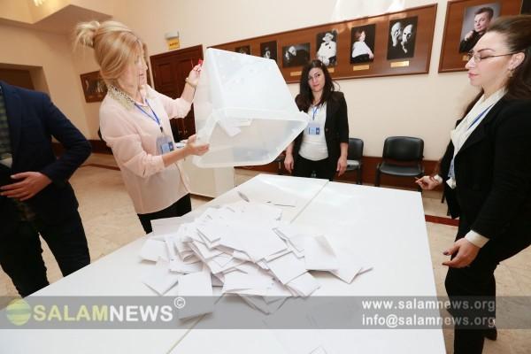 Обнародованы предварительные итоги выборов в Милли Меджлис