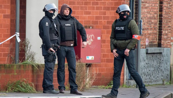 ВоФранции назвали предполагаемого координатора терактов вПариже иБрюсселе