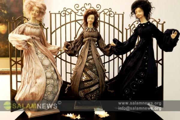 """""""Fusion Doll"""" III Beynəlxalq kukla biennalesinin açılışı olub"""