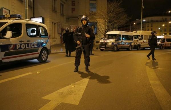 Милиция Франции задержала группу подозреваемых ипредотвратила теракт