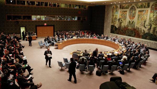 США, Англия иФранция бойкотировали доклад Сирии вСовбезе ООН
