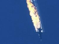Один из пилотов сбитого Су-24 погиб (ВИДЕО)