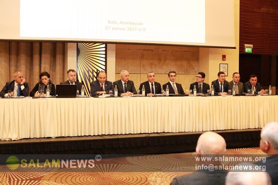 Prezident yanında Qeyri-Hökumət Təşkilatlarına Dövlət Dəstəyi Şurası hesabat verib