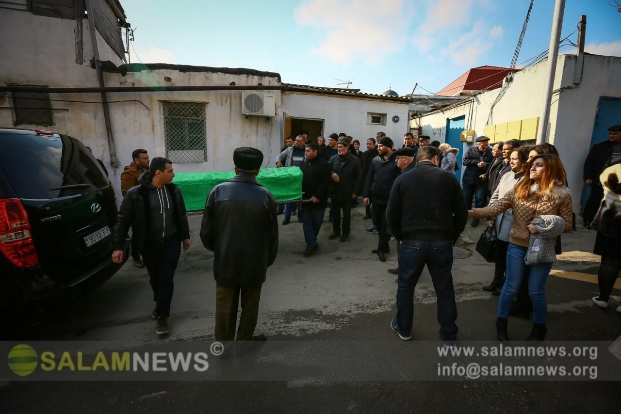 Состоялись похороны психолога Дайаната Рзаева