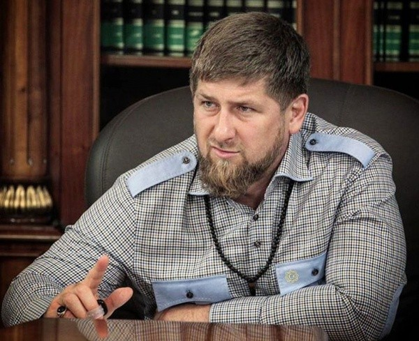 Кадыров подтвердил присутствие военных Чечни вСирии
