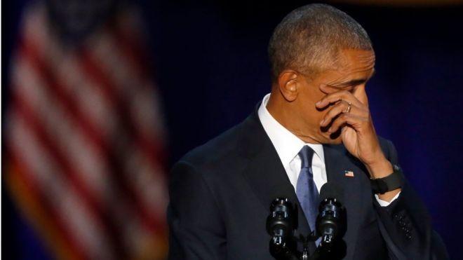 Жители Америки дали оценку президентской деятельности Обамы