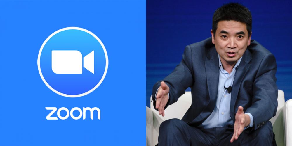 Основатель Zoom за день заработал пять миллиардов долларов