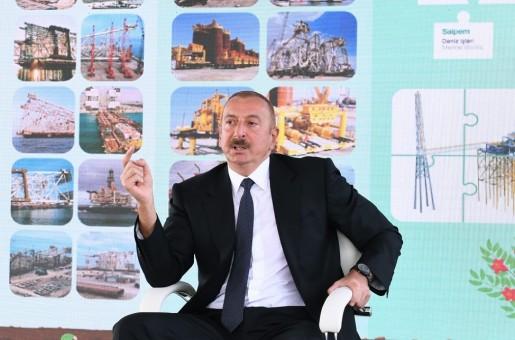 Prezident: Mənim bir sözümlə Azərbaycan Ordusu keçib oturacaqdı Ermənistanın ərazisində