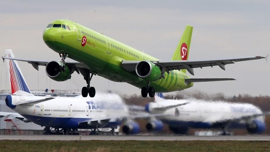 Украина запретила прямые авиаперелёты в РФ
