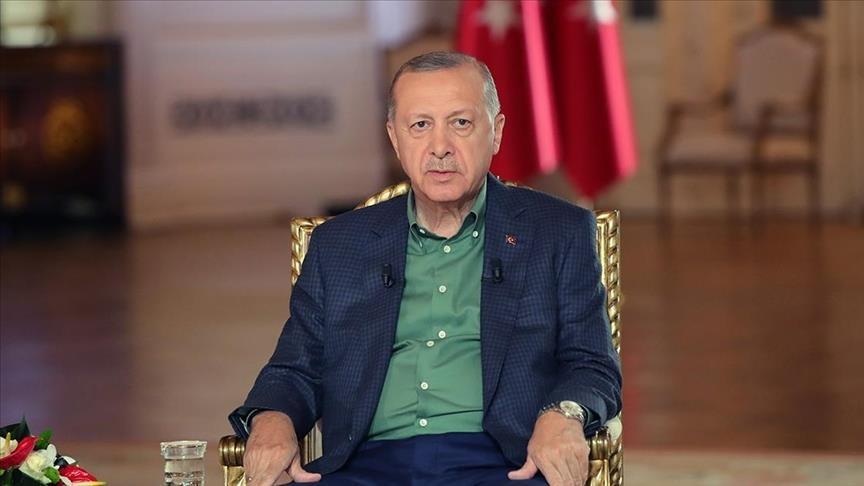 Эрдоган назвал лесные пожары международной угрозой
