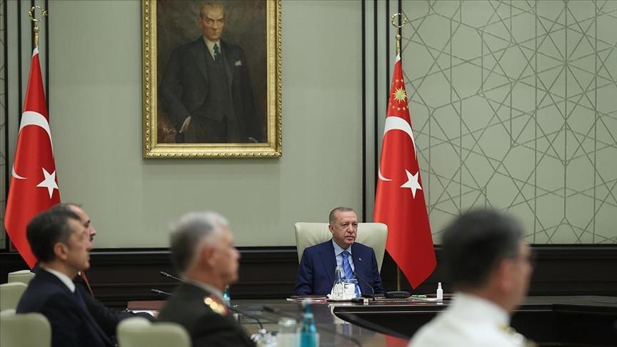 В Анкаре прошло заседание Высшего военного совета Турции