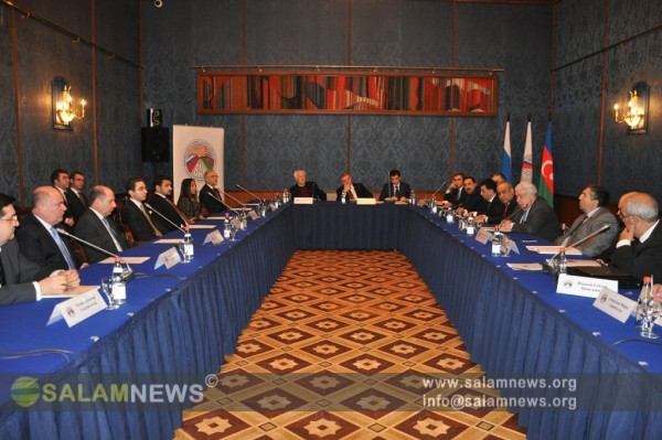 Ümumrusiya Azərbaycan Konqresi Mərkəzi Şurasının iclası keçirilib