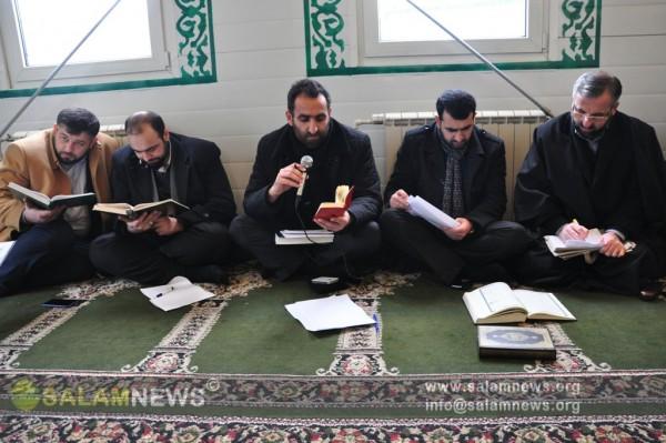 """Moskva """"Əhli Beyt"""" Cəmiyyəti Quran müsabiqəsi keçirib"""