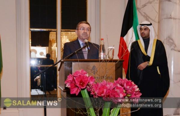 В Баку состоялся официальный прием по случаю 52-й годовщины независимости Кувейта