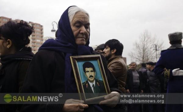 Азербайджанская общественность чтит память жертв Ходжалинского геноцида